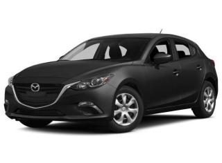 Used 2015 Mazda MAZDA3 Sport GS HB SPORT - CAMERA + S. CHAUFFANTS + JAMAIS ACCI for sale in St-Eustache, QC