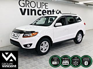 Used 2010 Hyundai Santa Fe GL ** BLUETOOTH ** Bas kilométrage et bien entretenu! for sale in Shawinigan, QC