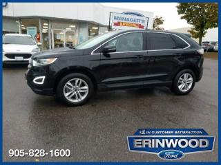 Used 2018 Ford Edge SEL for sale in Mississauga, ON