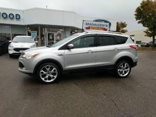 Used 2016 Ford Escape Titanium for sale in Mississauga, ON