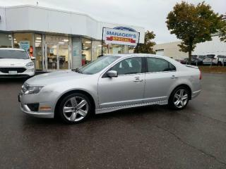 Used 2010 Ford Fusion SPORT for sale in Mississauga, ON