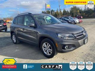 Used 2014 Volkswagen Tiguan Trendline 4Motion for sale in Dartmouth, NS