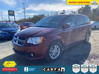 Used 2018 Dodge Grand Caravan SXT Premium Plus for sale in Dartmouth, NS