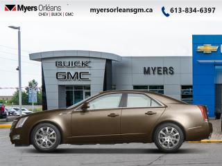 Used 2008 Cadillac CTS W/1SA  - Low Mileage for sale in Orleans, ON