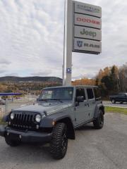 Used 2015 Jeep Wrangler UNLIMITED SPORT for sale in Corner Brook, NL