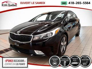Used 2018 Kia Forte LX+* AT* CARPLAY* A/C* SIEGES CHAUFFANTS for sale in Québec, QC