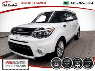 Used 2017 Kia Soul EX+* CAMERA* SIEGES CHAUFFANTS* CARPLAY* for sale in Québec, QC