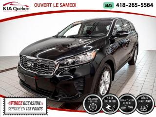 Used 2020 Kia Sorento LX+* AWD* CARPLAY* SIEGES CHAUFFANTS* for sale in Québec, QC