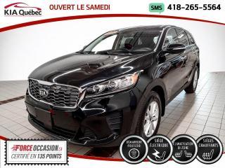 Used 2020 Kia Sorento LX+* AWD* CARPLAY* SIEGES CHAUFFANTS* for sale in Québec, QC