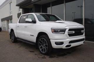 New 2021 RAM 1500 SPORT for sale in Swift Current, SK