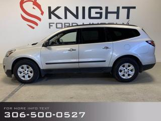 Used 2017 Chevrolet Traverse LS for sale in Moose Jaw, SK
