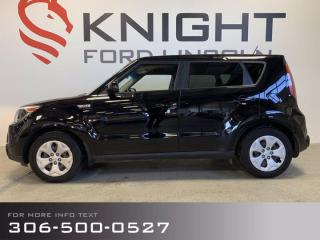 Used 2016 Kia Soul LX, Nicely Equipped, Bluetooth! for sale in Moose Jaw, SK