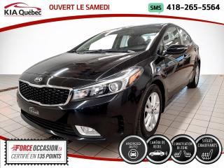 Used 2017 Kia Forte EX* CAMERA* SIEGES CHAUFFANTS* CARPLAY* for sale in Québec, QC