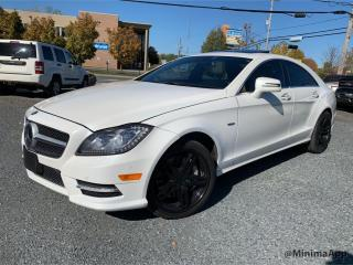 Used 2012 Mercedes-Benz CLS-Class CLS 550 berline 4 portes for sale in Drummondville, QC
