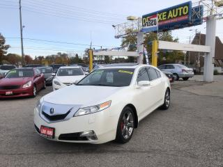 Used 2009 Acura TL 4DR SDN SH-AWD for sale in Etobicoke, ON