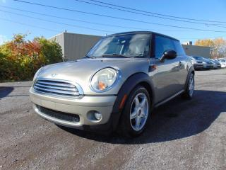 Used 2009 MINI Cooper Hardtop ***TOIT PANORAMIQUE******6 VITESSES***** for sale in St-Eustache, QC