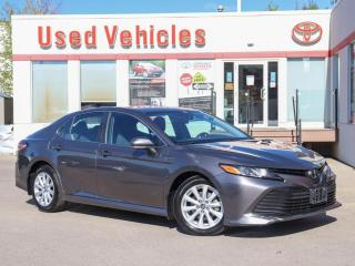 Used 2019 Toyota Camry LE | CAMERA | H-SEATS | 1 OWNER | NO ACCIDENT! for sale in North York, ON
