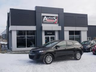 Used 2011 Mazda CX-7 FWD GX + CUIR + TOIT + INSPECTÉ for sale in Sherbrooke, QC
