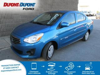 Used 2019 Mitsubishi Mirage ES automatique for sale in Gatineau, QC