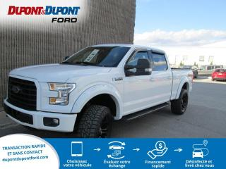 Used 2017 Ford F-150 Cab SuperCrew 4RM 145 po XLT SPORT for sale in Gatineau, QC