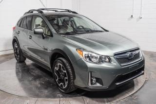 Used 2016 Subaru XV Crosstrek Touring Awd A/c Mags for sale in St-Hubert, QC