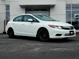 Used 2012 Honda Civic Sdn EX for sale in Kingston, ON