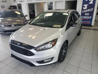 Used 2018 Ford Focus SEL / NAVIGATION / CAMERA / TOIT OUVRANT for sale in Sherbrooke, QC