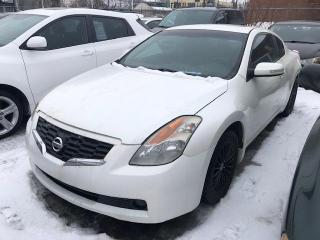 Used 2008 Nissan Altima for sale in Laval, QC