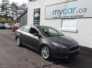 Used 2015 Ford Focus HEATED SEATS, ALLOYS, BACKUP CAM!! WOW!! for sale in Richmond, ON