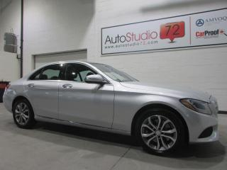 Used 2015 Mercedes-Benz C-Class C 300**4 MATIC**CAMERA RECUL**TOIT PANO for sale in Mirabel, QC
