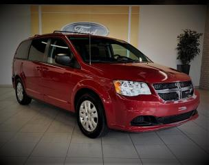 Used 2015 Dodge Grand Caravan SXT - CLIMATISATION - BLUETOOTH - BAS PR for sale in Drummondville, QC