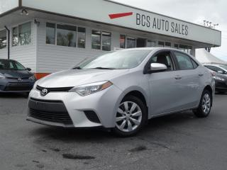 Used 2014 Toyota Corolla Bluetooth, Heated Seats, Automatic, Reliable for sale in Vancouver, BC
