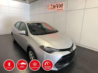Used 2018 Toyota Corolla Ce - A/c - Bluetooth for sale in Québec, QC
