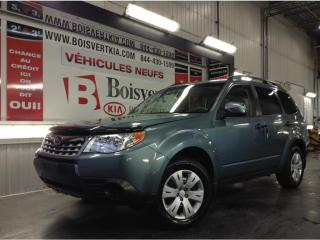 Used 2013 Subaru Forester FORESTER AWD AUTOMATIQUE ATTACHE REMORQUE ! for sale in Blainville, QC