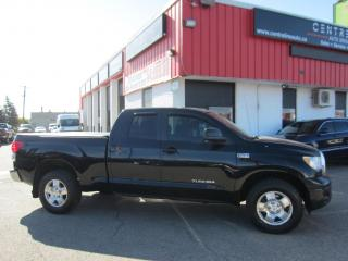 Used 2008 Toyota Tundra SR-5 $11,995+HST+LIC FEE / CERTIFIED / CLEAN CARFAX for sale in North York, ON