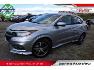 Used 2019 Honda HR-V Touring AWD CVT for sale in Whitby, ON