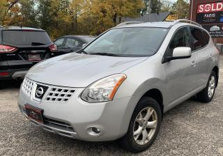 Used 2009 Nissan Rogue SL for sale in Tiny, ON