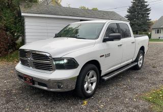 Used 2015 RAM 1500 SLT for sale in Tiny, ON
