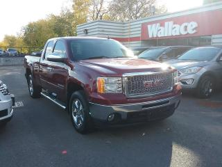 Used 2013 GMC Sierra 1500 SLE Ext. Cab 4WD for sale in Ottawa, ON