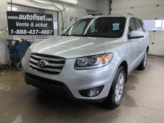 Used 2012 Hyundai Santa Fe AWD 4dr V6 Auto GL Sport  $52.80 for sale in St-Raymond, QC
