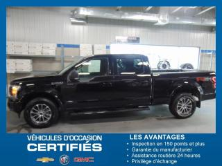 Used 2019 Ford F-150 XLT sport 302A ECOBOOST for sale in Amos, QC