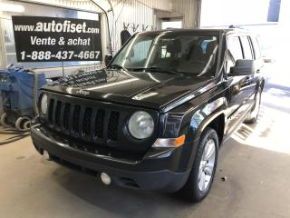 Used 2014 Jeep Patriot TRACTION AVANT 4dr North  $45.77/sem+tx for sale in St-Raymond, QC