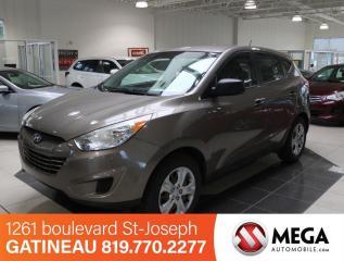 Used 2013 Hyundai Tucson GL for sale in Gatineau, QC