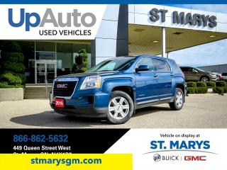 Used 2016 GMC Terrain for sale in St. Marys, ON