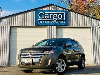 Used 2013 Ford Edge SEL for sale in Stratford, ON