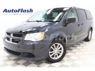 Used 2014 Dodge Grand Caravan SXT Stown'-nGo *DVD *A/C-3-Zones *Camera for sale in St-Hubert, QC