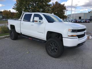 Used 2018 Chevrolet Silverado 1500 De base cabine multiplace 143,5 po 4RM for sale in Gatineau, QC