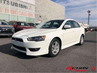 Used 2014 Mitsubishi Lancer SE LTD, TOIT OUVRANT+SIÈGE CHAUFFANT+MAGS+GARANTIE for sale in St-Hubert, QC