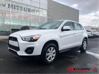 Used 2014 Mitsubishi RVR AIR CLIMATISÉ + SIEGE CHAUFFANT + GARANTIE 10 ANS for sale in St-Hubert, QC