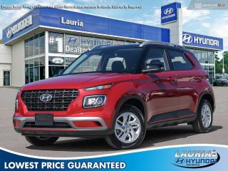 New 2021 Hyundai Venue 1.6L FWD Preferred w/Two-tone roof for sale in Port Hope, ON